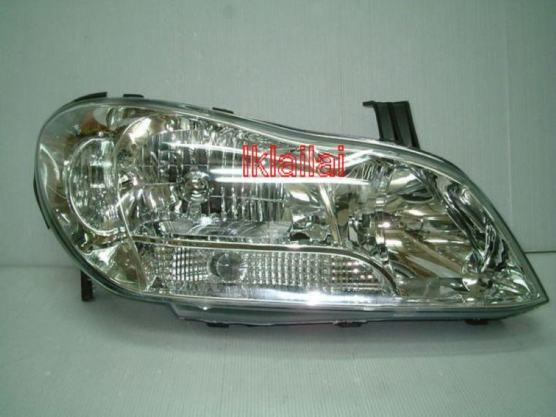 Nissan Cefiro A34 Crystal Head Lamp Chrome Housing [Price per pair]
