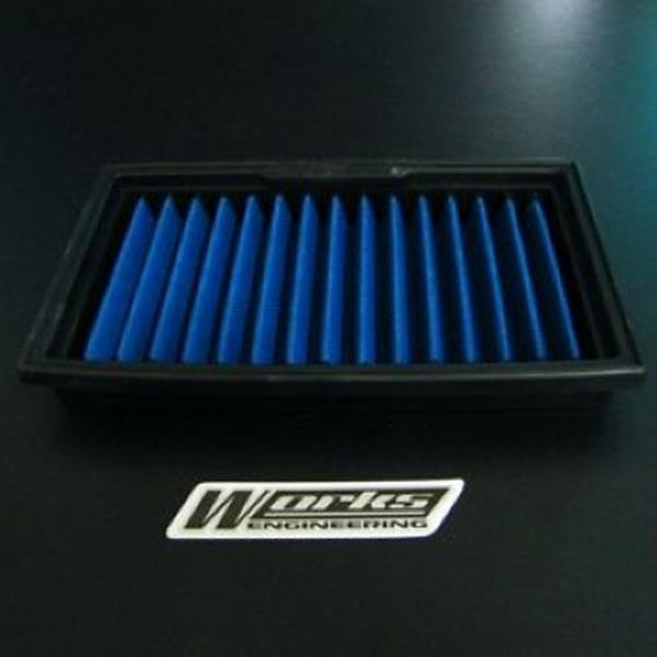 NISSAN LATIO 1.5/ 1.6 WORKS ENGINEERING Drop In Air Filter