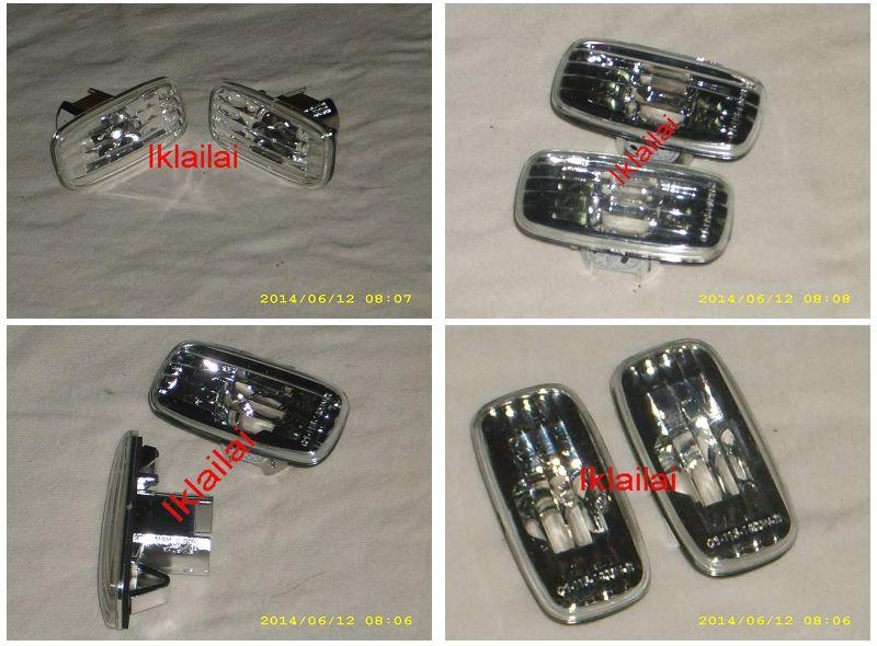 Nissan Sentra `01 N16 Side Lamp Crystal