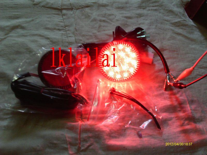 NISSAN X-TRAIL '03-07 Rear Bumper Reflector LED Light [2-way]
