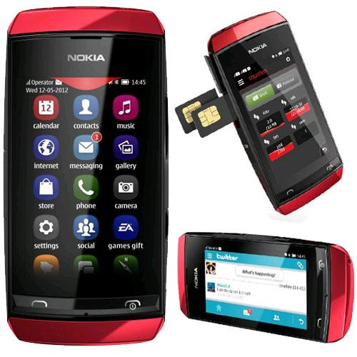 New Nokia Asha 306 Nokia Warranty