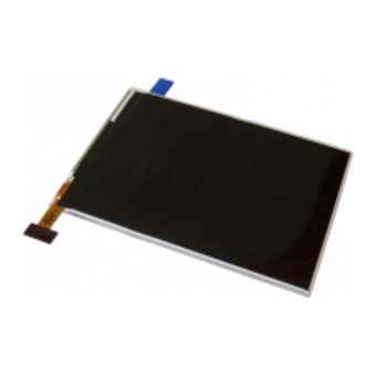 Nokia Asha 501 Display Lcd Screen Asha501 Sparepart Service Repair