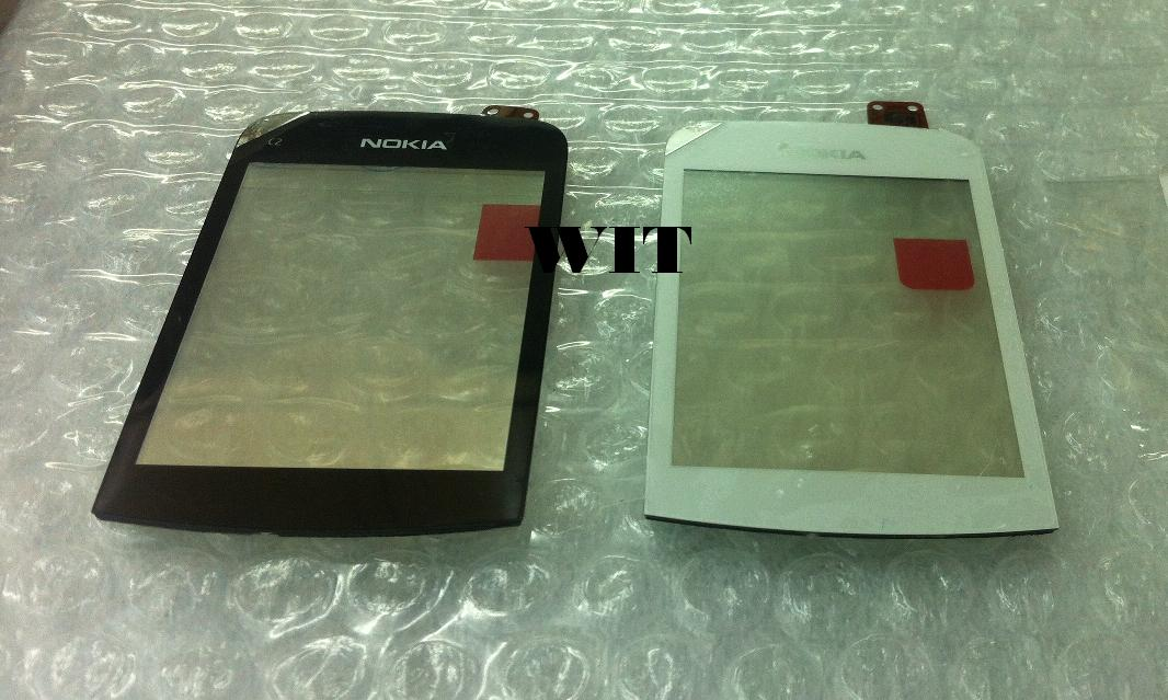 Nokia C2-02 C2-03 C2-06 Digitizer Lcd Touch Screen Black / White C