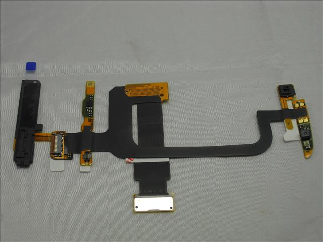 Nokia C6 C6-00 Lcd Display Slide Ribbon Flex Cable Repair Service