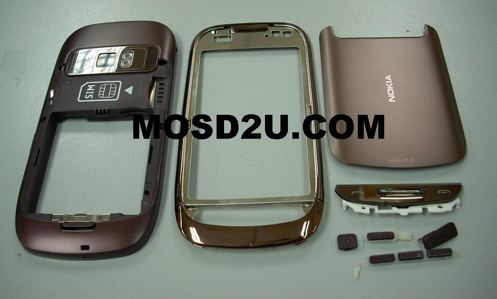 Nokia C7 Housing / Sparepart / Repair