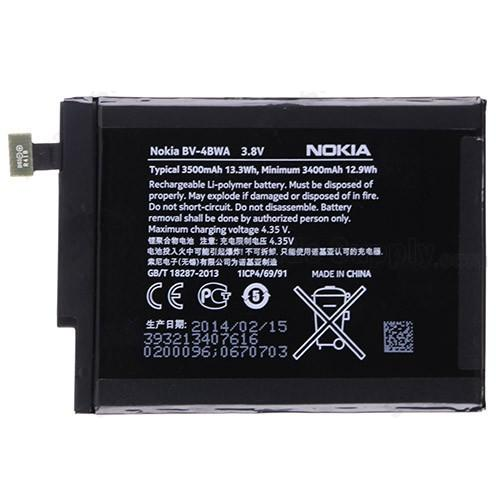 Nokia Lumia 1020 / Lumia 1320 / Lumia 1520 Battery