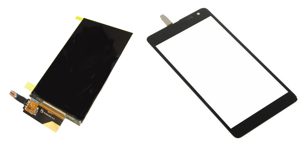 Nokia Lumia 535 LCD Display / Touch Screen Digitizer Repair Service