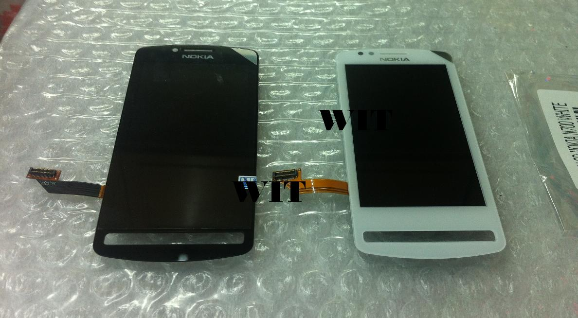 Nokia Lumia 700 N700 Lcd Display & Glass Digitizer Touch Screen