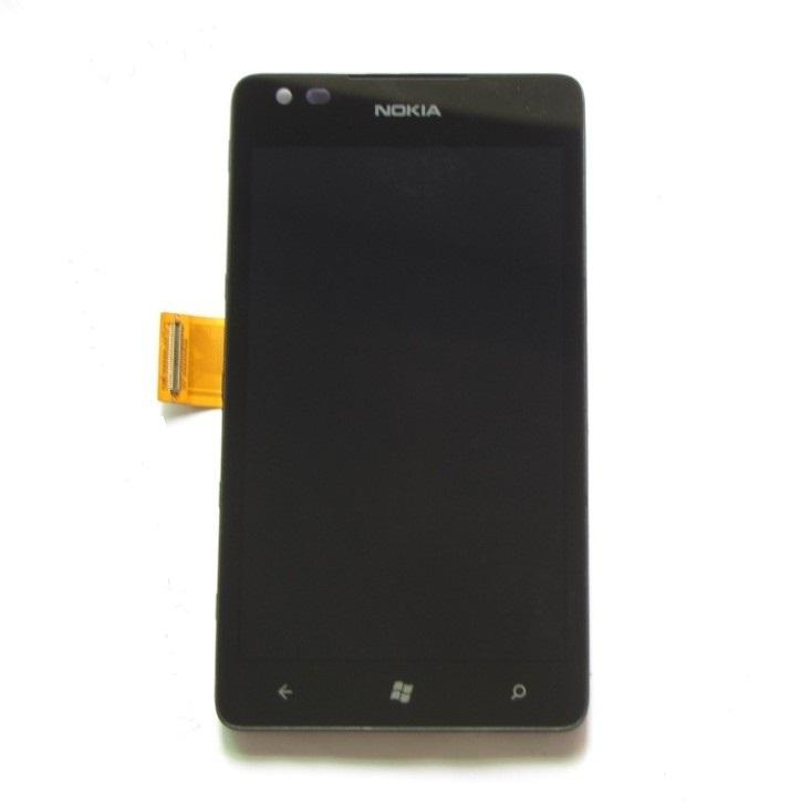 Nokia Lumia 900 Lcd Display & Digitizer Touch Screen Repair Lumia9