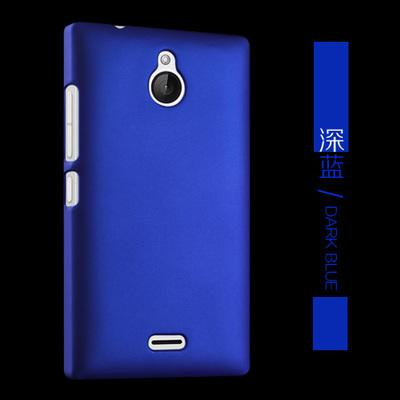 NOKIA X2DS RM-1013 SCRUB HARD COVER HANDPHONE CASE