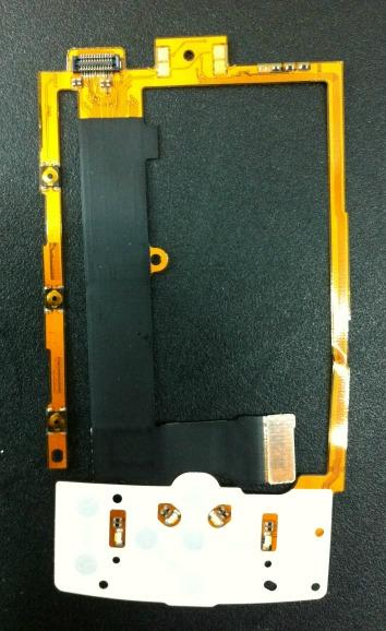 Nokia X3 X3-00 Lcd Slide Ribbon Flex Cable Repair Service Sparepart