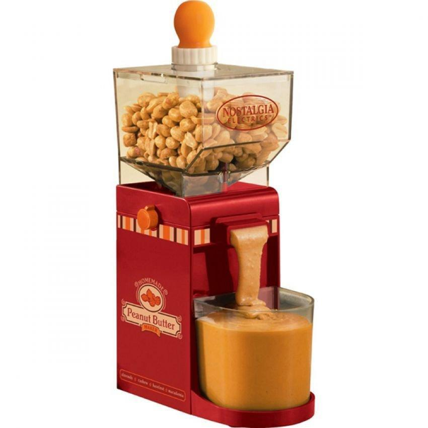 Nostalgia Electric Peanut Butter Maker