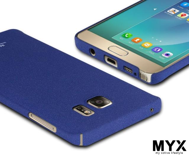 Note5 Samsung N9200 Thin Matte Casing Case Cover