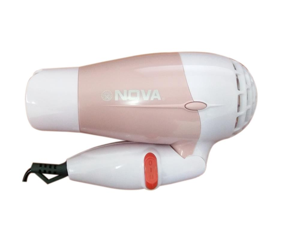 NOVA N-662 Foldable/Super Power/2 Speed Hair Dryer 1000W