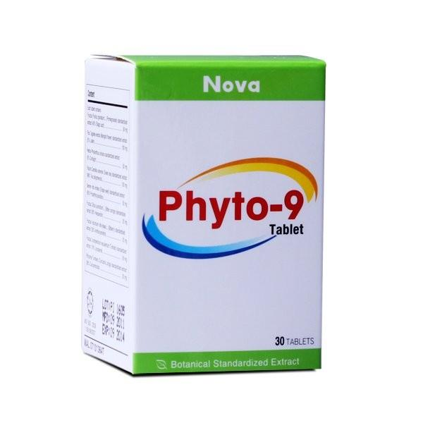 Nova Phyto-9 Tablets (30 Tabs) (Antioxidant & 9 Phyto Essences)