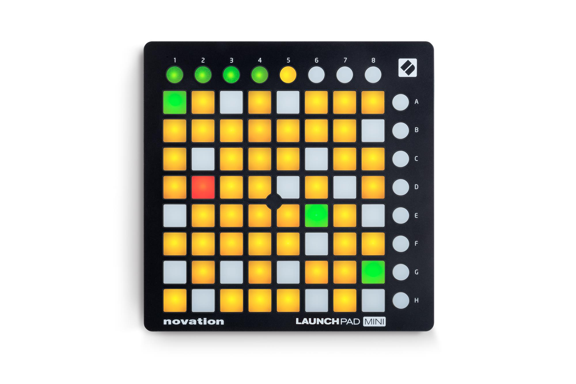 novation launchpad mini mk2 midi c end 12 6 2017 6 14 pm. Black Bedroom Furniture Sets. Home Design Ideas