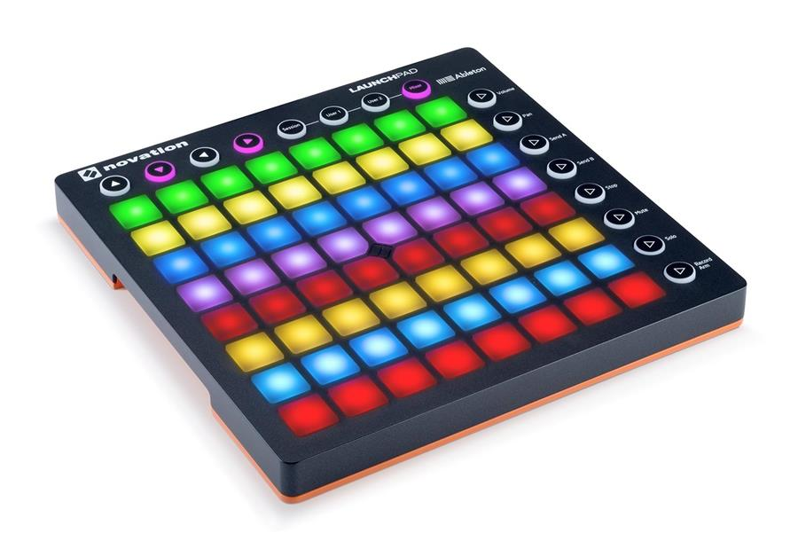NOVATION Launchpad (Mk2) - Ableton Live DJ Midi Controller - FREE SHIP