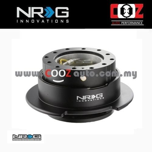 NRG Steering Wheel Quick Release Kit Gen 2.5 - CARBON