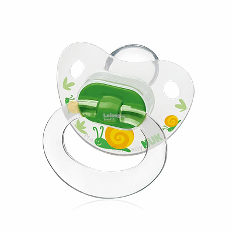 Nuk: Silicone Printed Soother Size 2 (6-18mths)