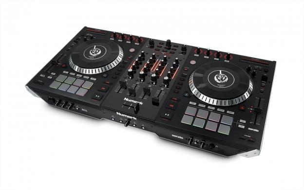 numark ns7 ii dj controller new end 12 18 2016 8 03 am. Black Bedroom Furniture Sets. Home Design Ideas