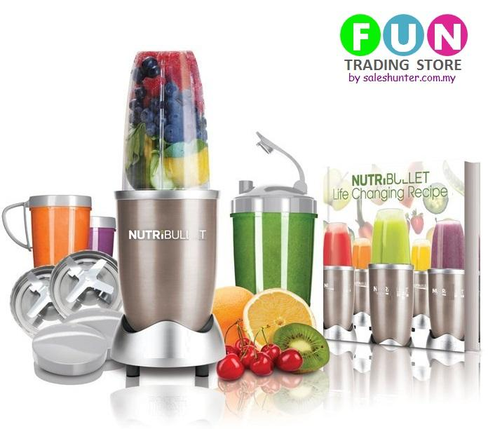 Difference between nutribullet and a juicer How to put nutribullet ...