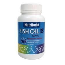 Nutriforté Fish Oil DS 1200mg 100's