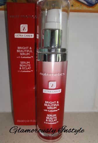 Nutrimetics - Ultra Care+ Bright & Beautiful Serum 30ML (1 Bottle)