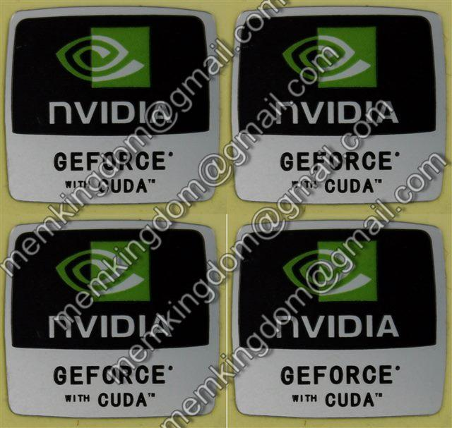 nVidia Original Sticker 【RM 5.00 only】