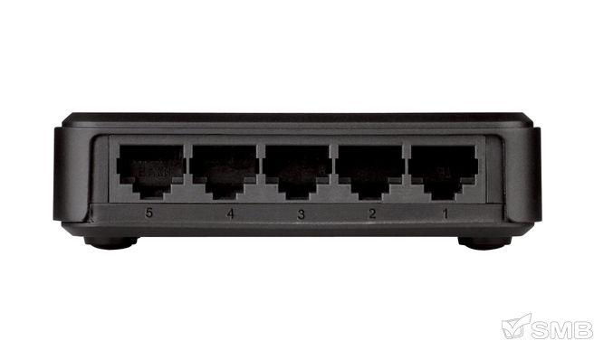 NW. D-LINK NETWORK SWITCH 5 PORT GIGABIT DGS-1005A