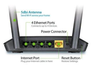 NW. D-LINK ROUTER WIFI N300 CLOUD DIR-605L