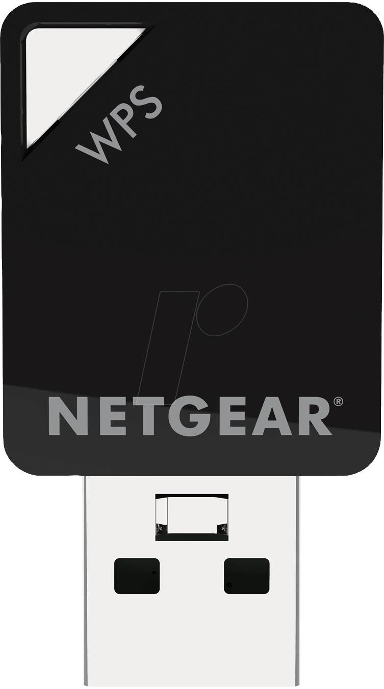 NW. NETGEAR WIFI USB ADAPTER DUAL BAND N150 AC600 A6100-100PES