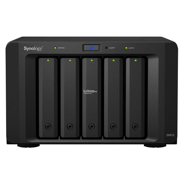 NW. SYNOLOGY NAS EXPANSION 5-BAYS DX513