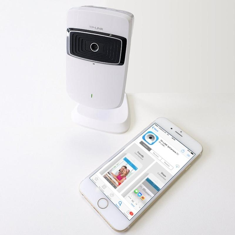 NW. TP-LINK IP CAMERA WIRELESS N NC200