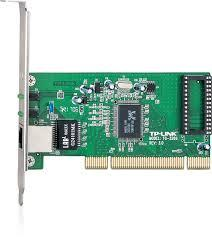 NW. TP-LINK WIFI PCI ADAPTER CARD GIGABIT NIC TG-3269