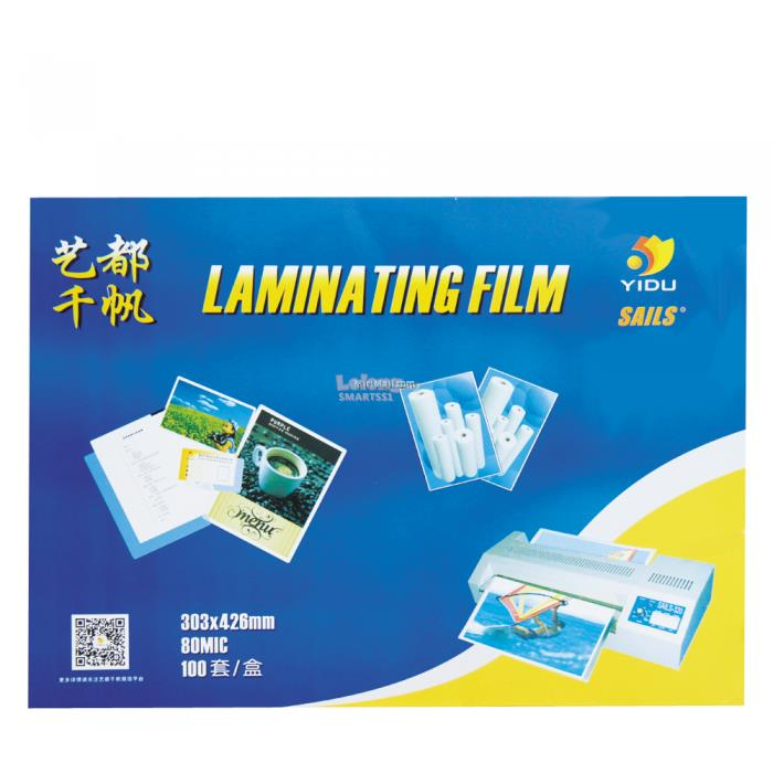 OA. YIDU LAMINATING FILM A3 100 PCS