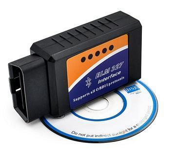 OBD2 Car Scanner Bluetooth ELM-327 Android Compatible Torque