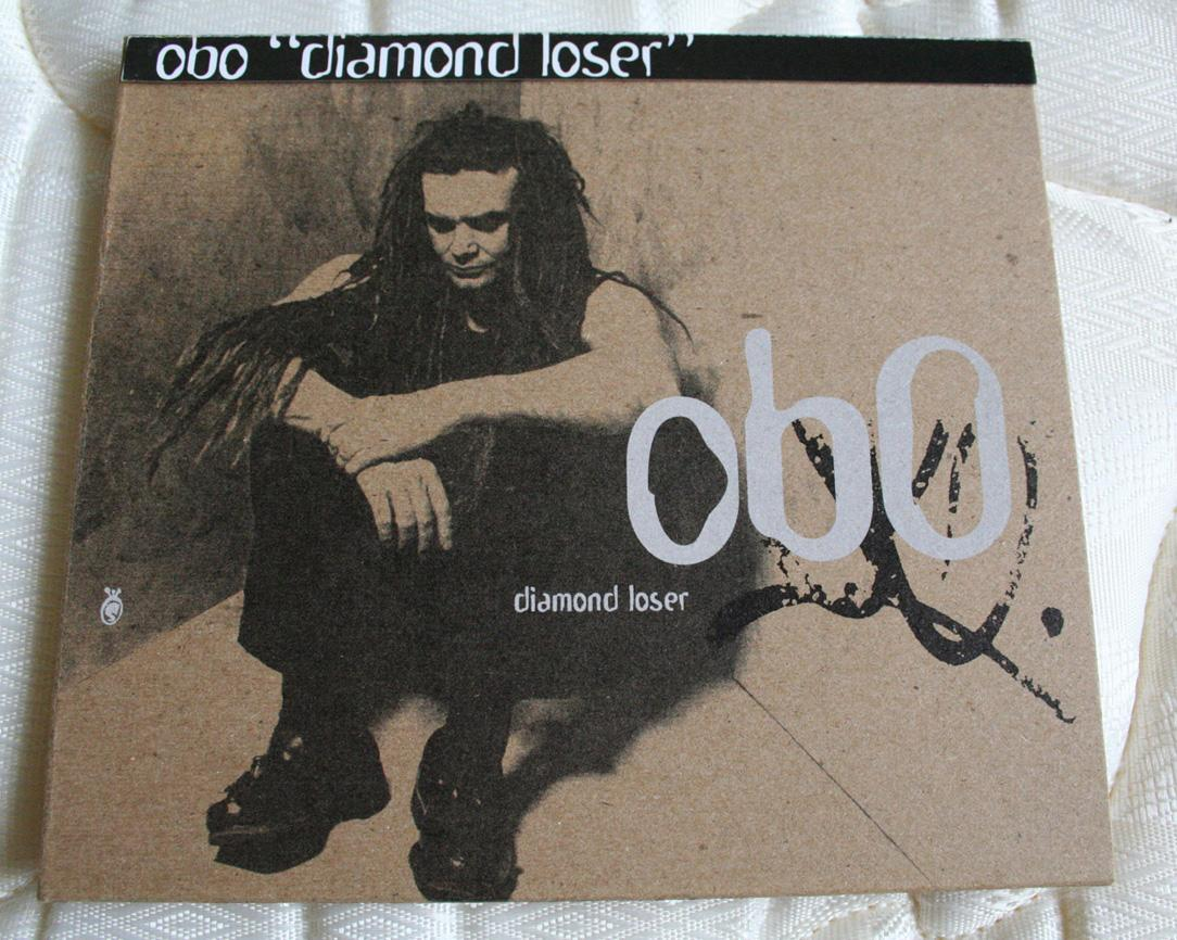 Obo 'Diamond Loser' CD. Electronica.