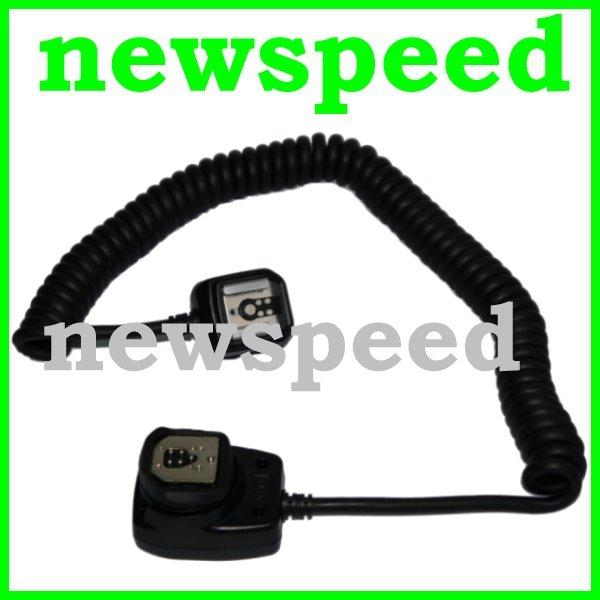 New OC-E3 TTL Flash Light Speedlite Extension Cable Cord for Canon 3M