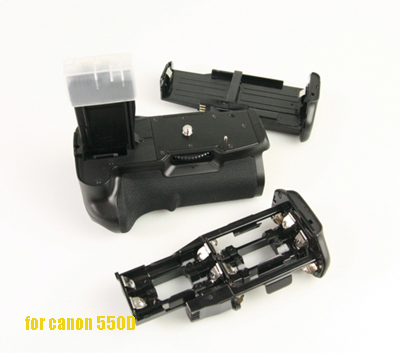Octopus Battery Grip BG-E8 DSLR Canon 550D 600D 650D 700D hold LP-E8