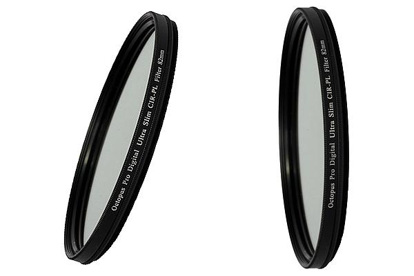 Octopus Pro Digital Ultra Slim CIR-PL 58mm (Circular Polarizing CPL)