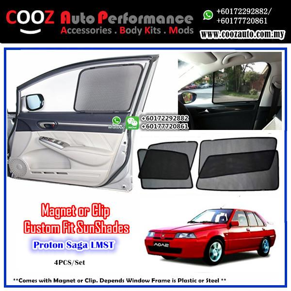 OEM FITTING SUN SHADE SUNSHADE PROTON SAGA LMST