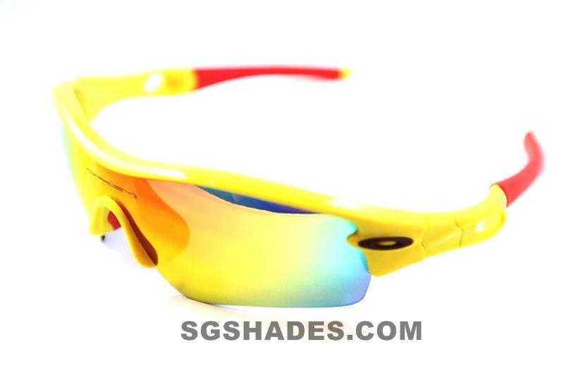 cheap oakley sunglasses radar path yellow