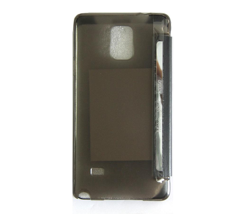 OEM® USAM VIVA SERIES FOR GALAXY NOTE 4 BLACK