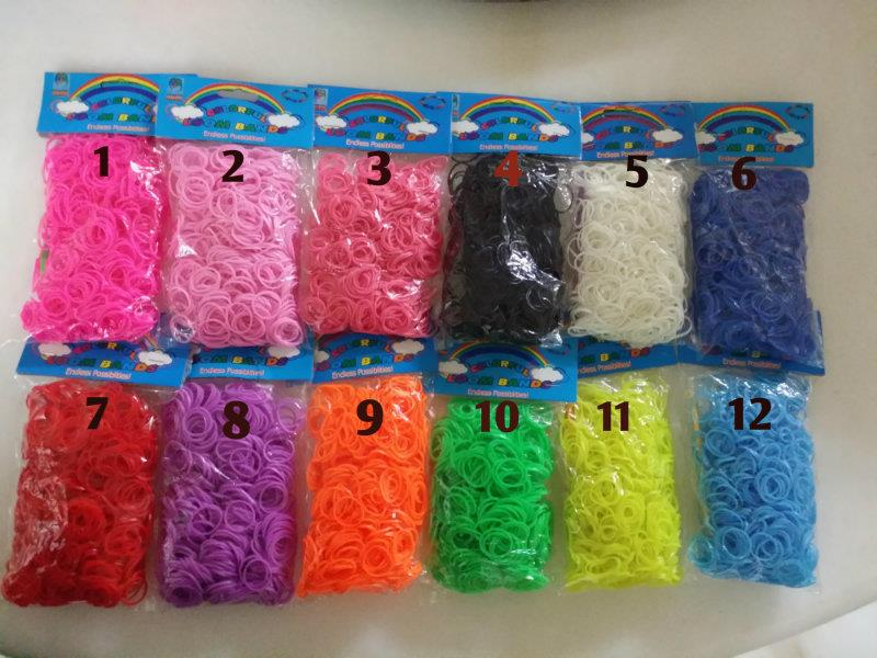 Jual Rubber Band Bands Rubber Band Refills