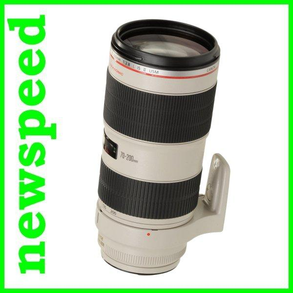 OFFER New Canon EF 70-200mm F2.8L IS II USM Lens (Canon MSIA)