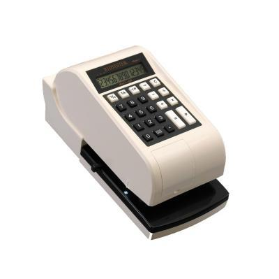 Offer!! Electronic Cheque & Receipt Printer / Writer with RM, S$ Signs