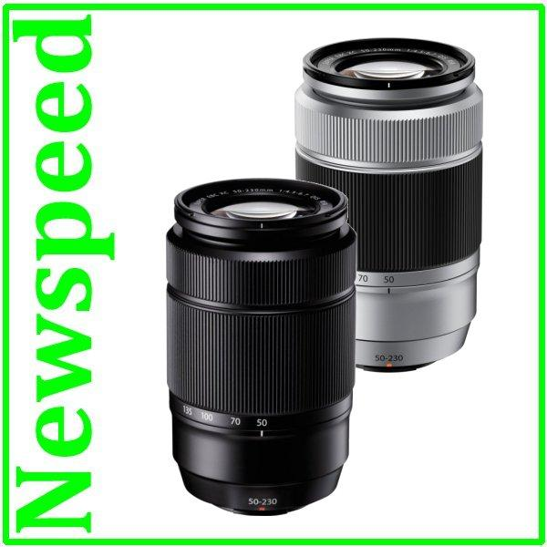 Offer New Fuji Fujifilm XC 50-230mm F4.5-6.7 OIS Lens (Fuji MSIA)