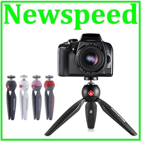 OFFER Manfrotto PIXI Mini Tripod for DSLR Digital Camera Camcorder