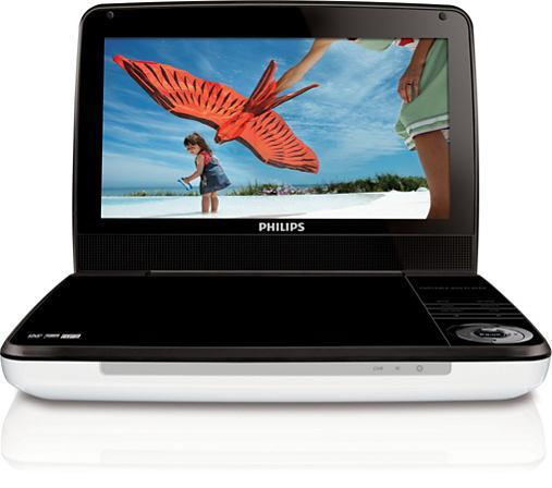 OFFER Philips Portable DVD Player 9 inch Screen (Market $699)