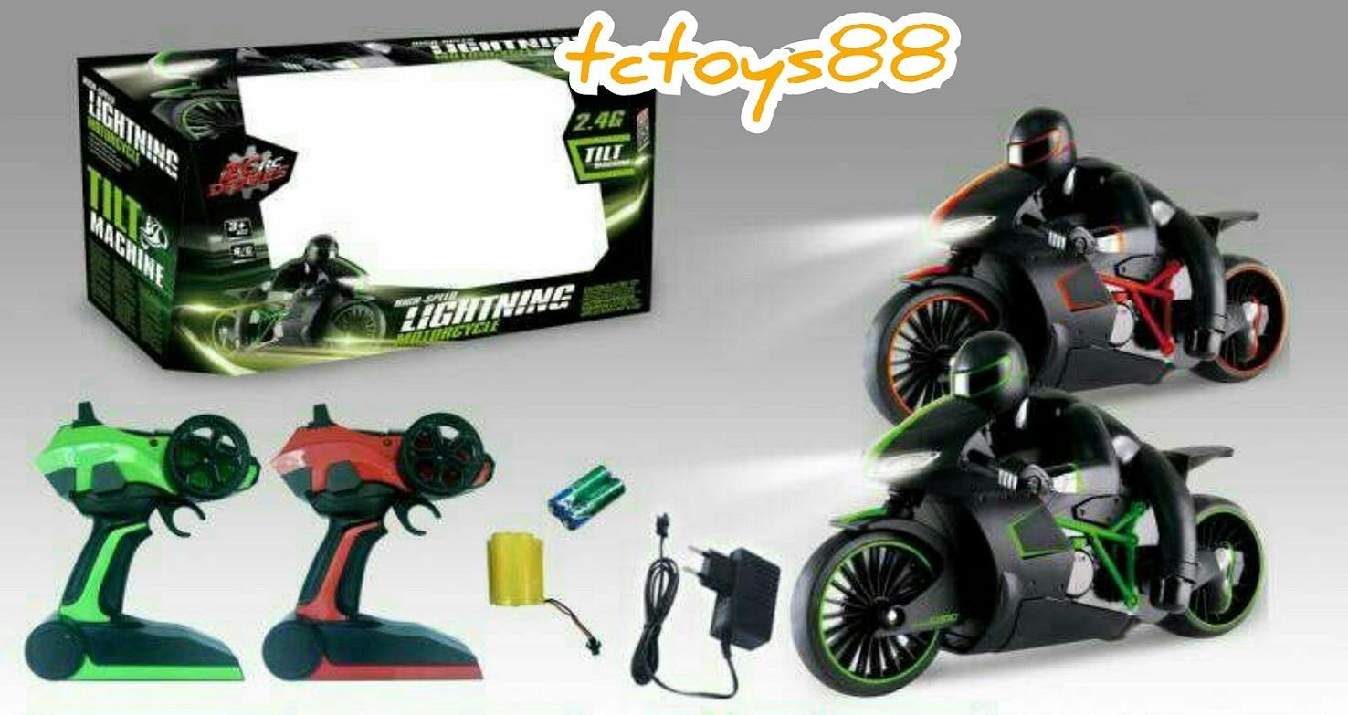 OFFER.!! RC Motorcycle. Remote Car. Motor.. Lighting Speed. New.!